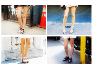 Qual sapato usar com shorts? GuiaMood