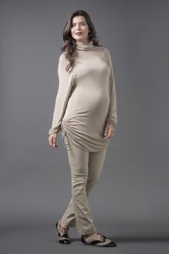 Blusa Mone | Calça Bale Skinny