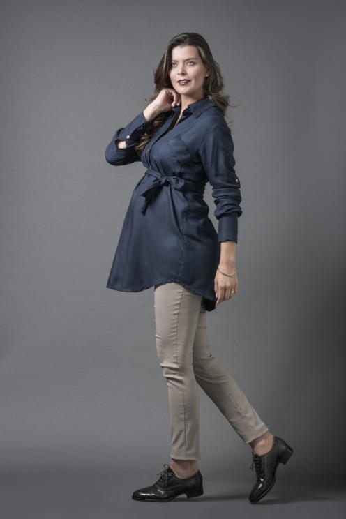 Camisa Miss | Calça Bale Skinny